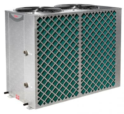 Rheem commercial heat pump