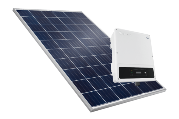 Q.Celle solar panel and GoodWe inverter available from Solahart
